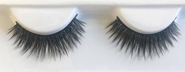 3D Layered Full Eyelash Extensions #8