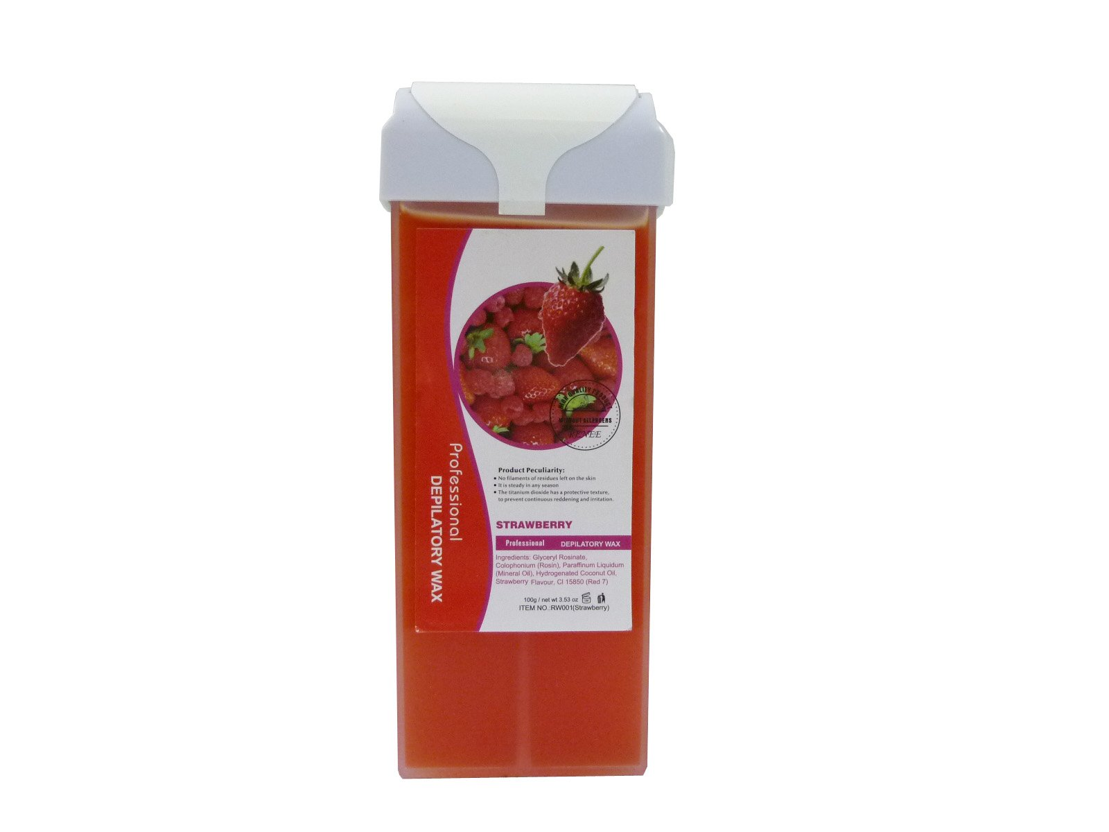 Cartridge Wax- 100g Strawberry