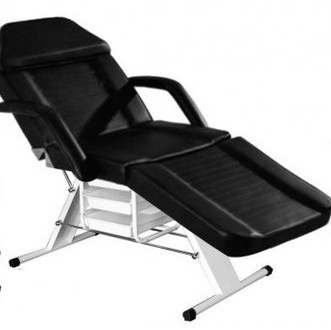 Facial massage bed/ Black