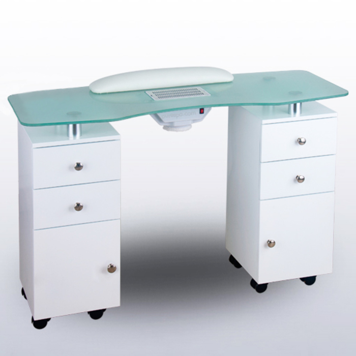 Manicure Table With Fan