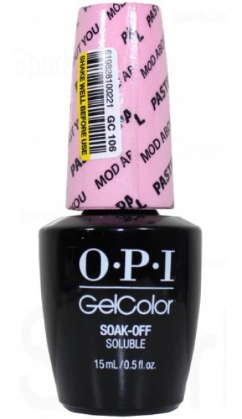 OPI GelColor  Mod About You 0.5 oz
