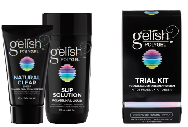 Gelish Polygel Trial Kit: Shipping Now