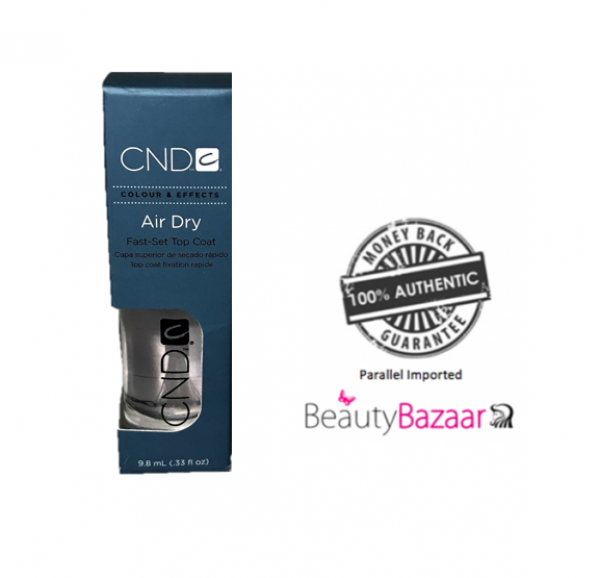 CND Air Dry Fast set Top Coat 0.33oz