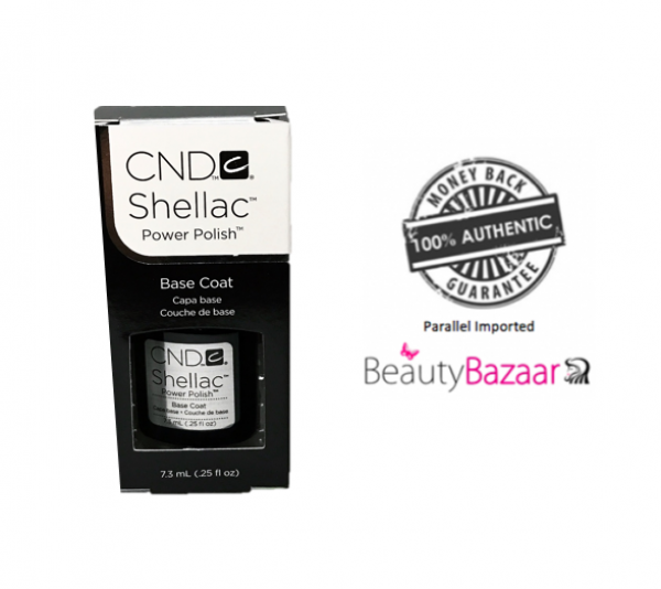 CND Shellac UV Base Coat  0.25oz