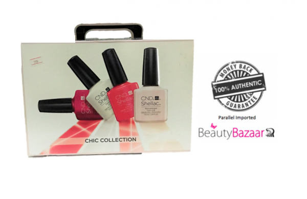 CND Shellac Chic Collection