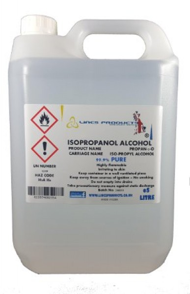 20 Litres Isopropyl Alcohol