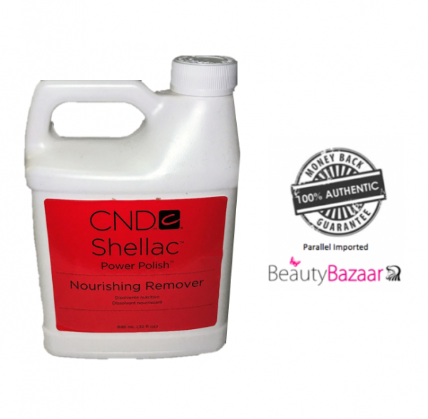 CND Shellac Nourishing Remover 32oz