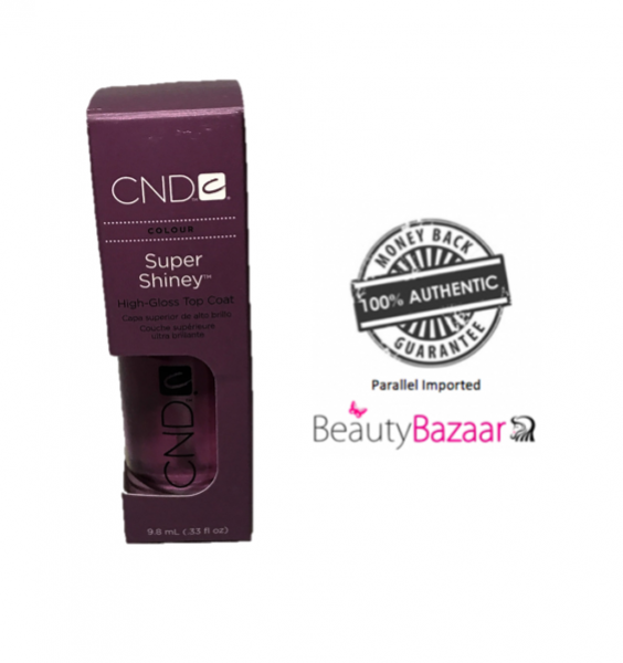 CND Super Shiney Top Coat 0.33oz