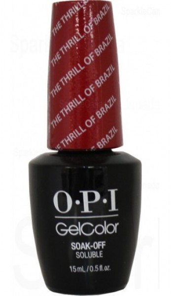 OPI GelColor  The Thrill of Brazil 0.5 oz